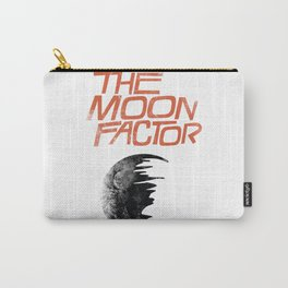 The Moon Factor Carry-All Pouch