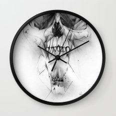 Cocaine Wall Clock