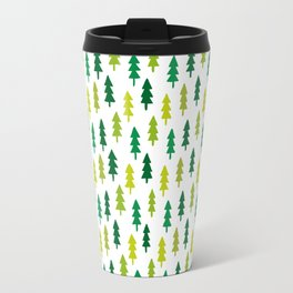 Pine Trees Travel Mug