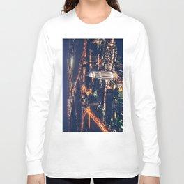 Skyline / Night Sky Long Sleeve T-shirt