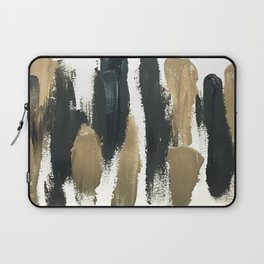 Obsessions in Black Laptop Sleeve