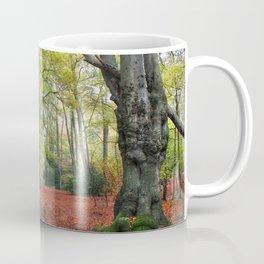 Walking Through Epping Forest Coffee Mug