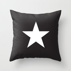Star by Friztin Throw Pillow