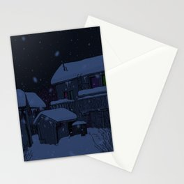 neighborhoods Stationery Cards