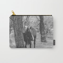 Horse V Carry-All Pouch