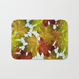 Autumn Leaf Brite Bath Mat