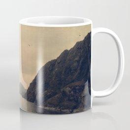 mountains - follow your heart Coffee Mug