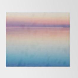 Rainbow Sunset Ocean Decke