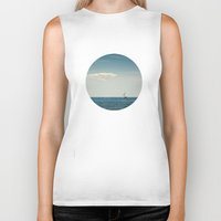 sail Biker Tanks featuring Sail by Brandy Coleman Ford