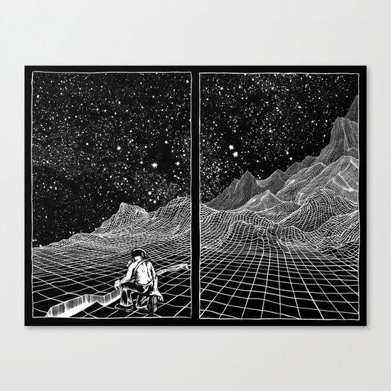 Vision Quest Canvas Print