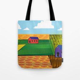 Campi (Fields) Tote Bag