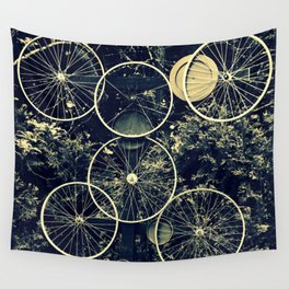 Tire - less Wall Tapestry