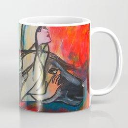 Chasing The Rain  #society6 #decor #buyart Coffee Mug