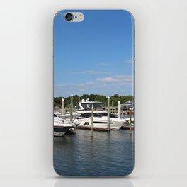 Nautical Dreaming iPhone Skin