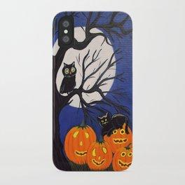 Halloween-3 iPhone Case