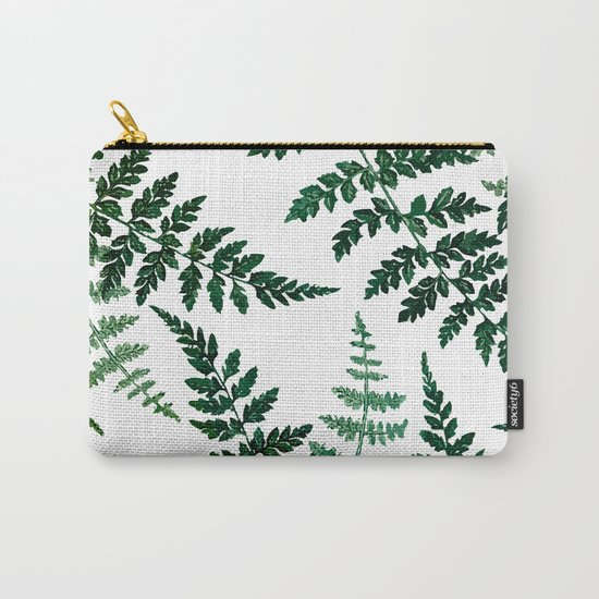 Botanical Bliss #society6 #decor #buyart Carry-All Pouch