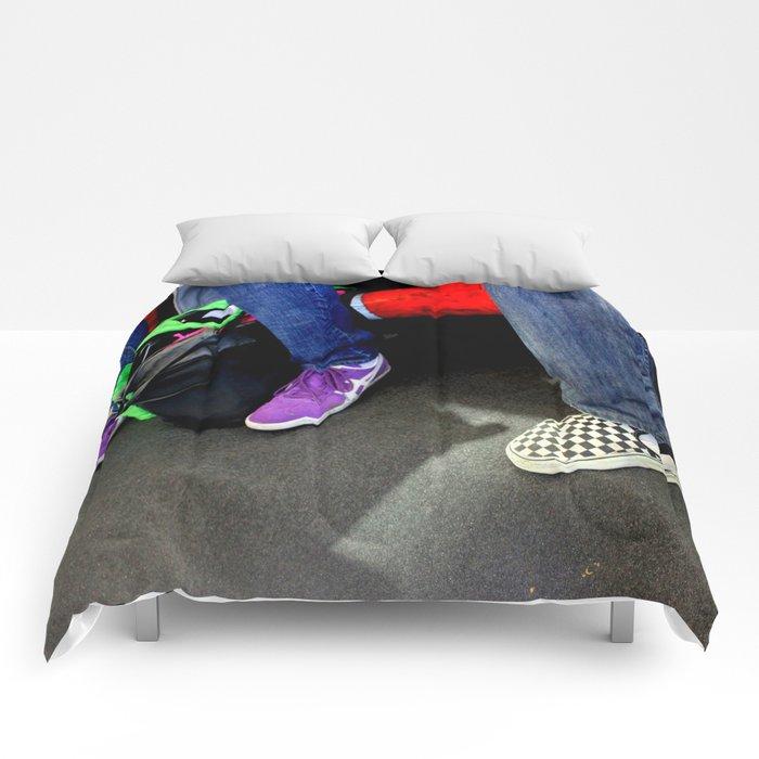 Three And A Half Feet Comforters