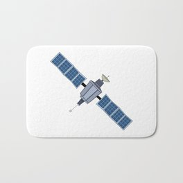 Satellite Bath Mat
