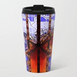 skunkworks chrome  vol 03 01 Travel Mug