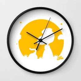 It's The Great Pumpkin Wall Clock