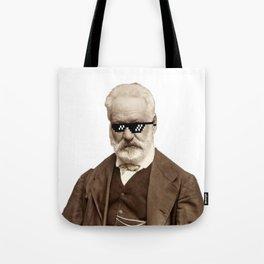 Thug Victor Hugo Tote Bag