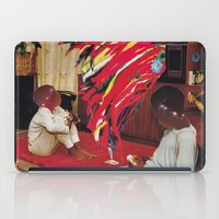 tv iPad Cases featuring Television by Lerson