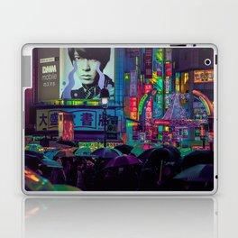Tokyo Nights / Shibuya Neon Noir / Rain / Liam Wong Laptop & iPad Skin