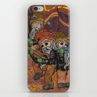 doom iPhone & iPod Skins featuring Doom Party by Amanda James