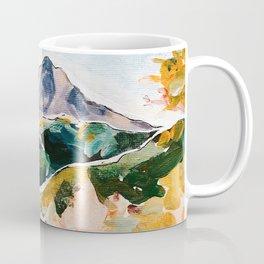 Mount Tam Marin County California Coffee Mug