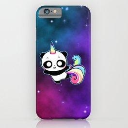 Pandacorn Galaxy iPhone Case