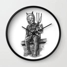 Donnie Wall Clock