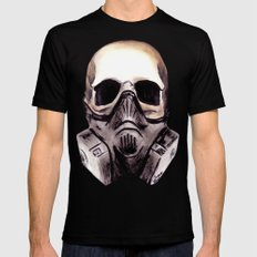 Apocalypse Mens Fitted Tee Black X-LARGE