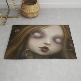 The face of all your fears Rug