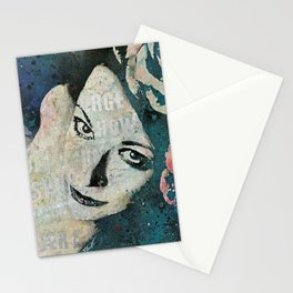 Sick On Sunday Stationery Cards