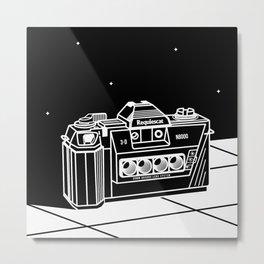 Nishika N8000 Metal Print