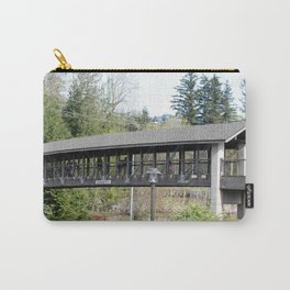 Bridge at the Falls Carry-All Pouch