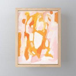 Candy Coated Framed Mini Art Print