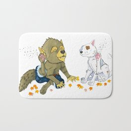 Scratch Bath Mat