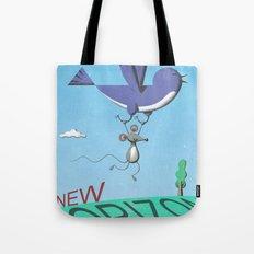 New Horizon Tote Bag