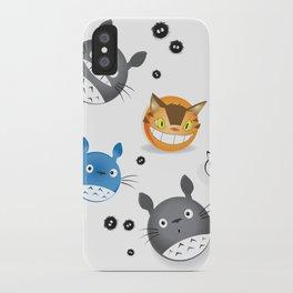 Totomoji iPhone Case
