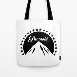 Paranoid Pictures, Banksy Cine Parody For Movie Freaks, Artwork For Women, Men, Kids, Tshirts, Print Tote Bag