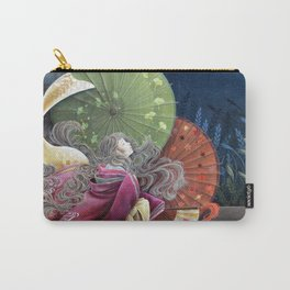 Moon Gazing Carry-All Pouch