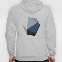 Minimal Geometric Polygon Art Hoody