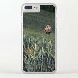 Logical Fallacy Clear iPhone Case