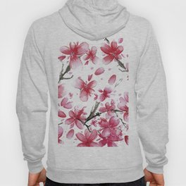 Cherry Blossoms #society6 #buyart Hoody