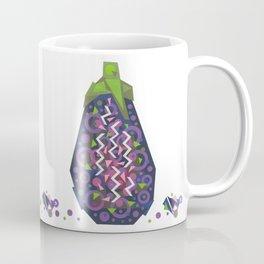 Eggplant (Aubergine) Coffee Mug