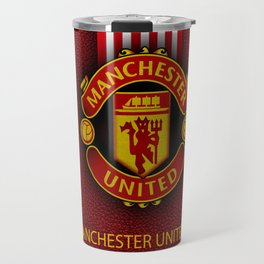 Manchester United Football Club , The Red Devils : My Favorite Sport Team Travel Mug