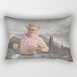 Desert Cocktail Rectangular Pillow