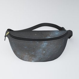Starbursts in Virgo - The Beautiful Universe Fanny Pack