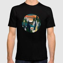 Amber Fox T-shirt